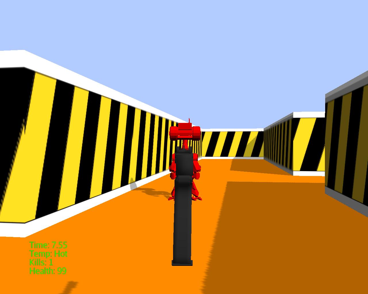 maze game shot 2