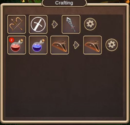 RPG-Crafting